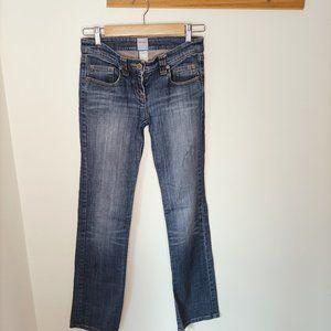 Sass & bide denim distressed jeans W 25 xs designe